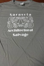 Large Womens SAS Tee Gray
