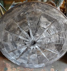 Wagon Wheel Table Top