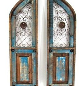 "Lecce Window 2pc 48""Hx25""W"
