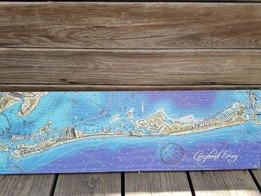 Longboat Key Map Medium