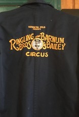 Vintage Ringling Brothers Employee Coverall