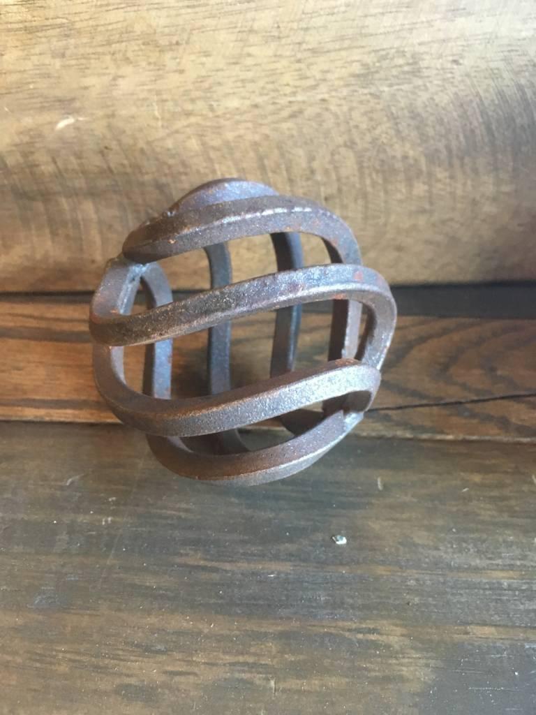 Iron Decorative Sphere