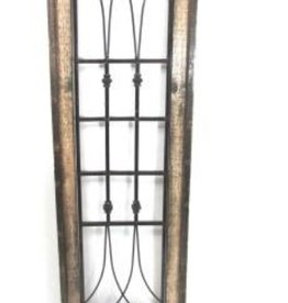 "Brescia Window 59""H x 17.5""L x 1 3/4""W"