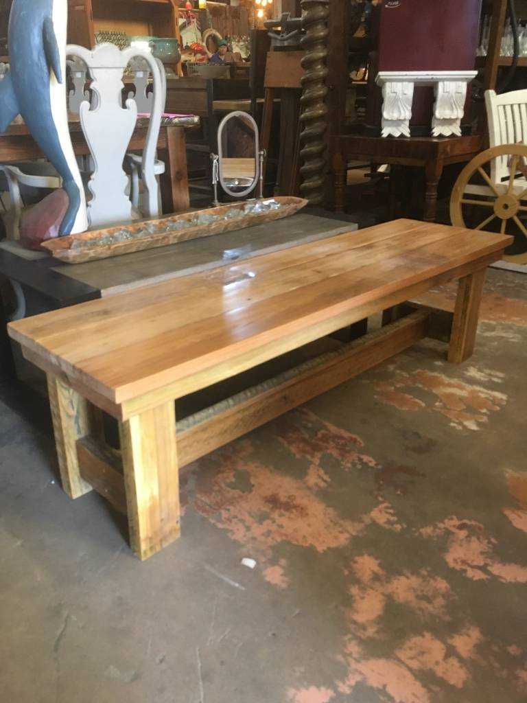 Cypress Bench 17x60x16.5