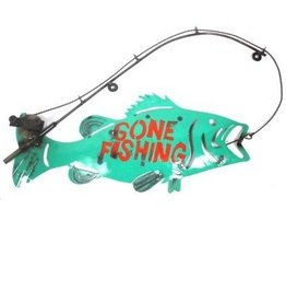 Gone FIshing Fish