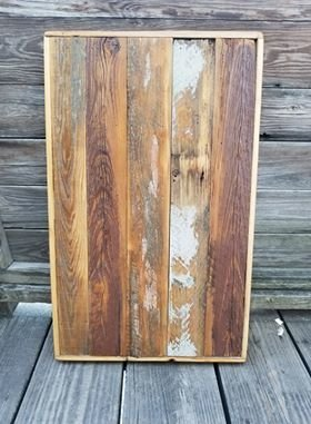 Cypress Wall Panel 16 inch x25 inch