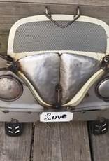 Tin VW Bug Front