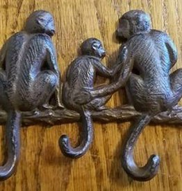 Monkey Triple Hook