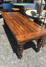 Cypress Dining Table w/ Turned Legs 30x32x82
