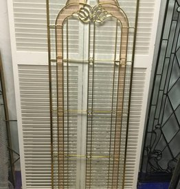 Leaded Glass Panel F 22x64