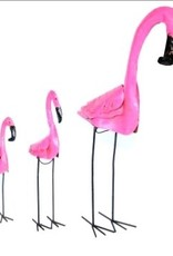 8FT Tin Flamingo/Hot Pink