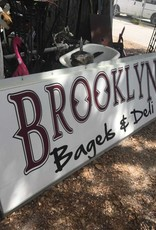 Brooklyn and Bagels Sign