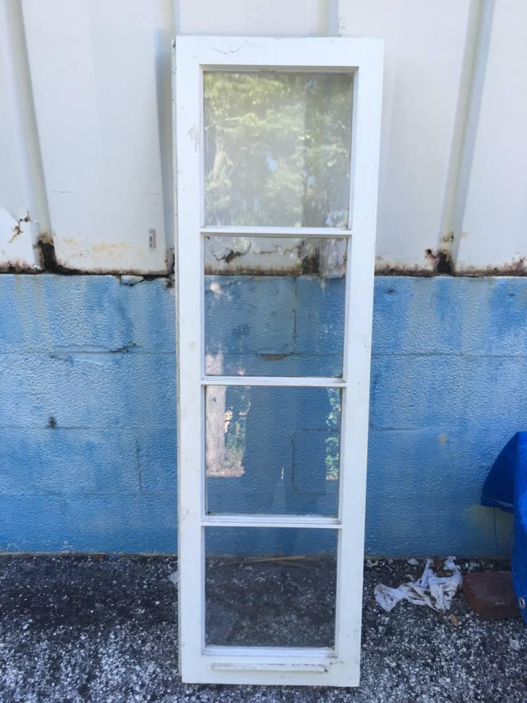 4 Pane Vertical Window 16x53