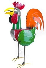 """60"""" Tin Rooster"""
