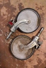 Large Caster Wheel Industrial Set