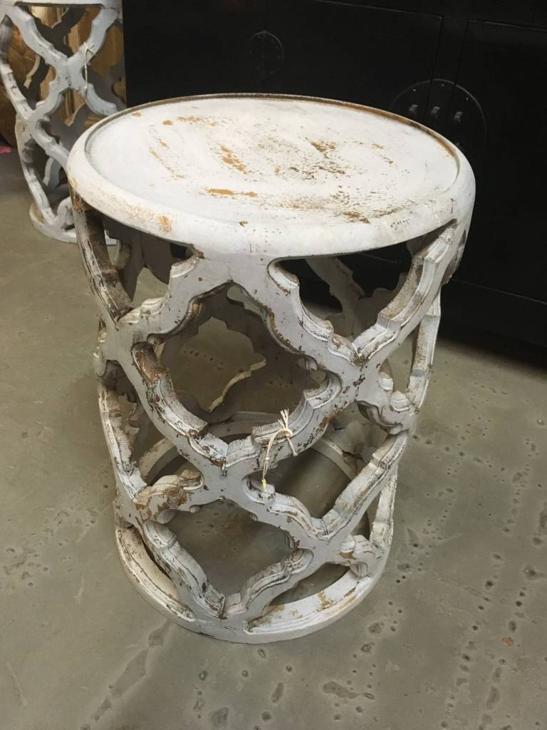 Indian Shabby Side Table