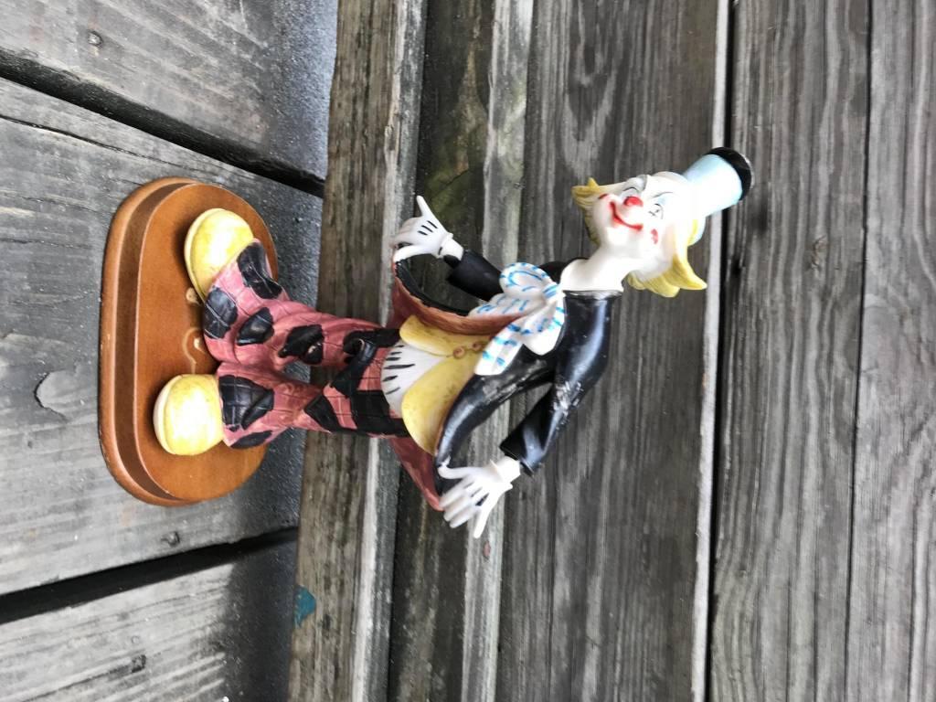 Resin Clown Figure