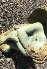 Angel Boy Resting