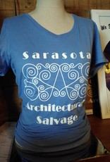Blue SaS T-Shirt Sm