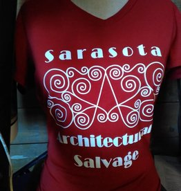 Red SaS T-Shirt Md