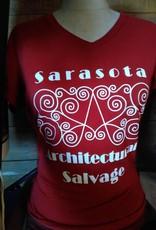 Red SaS T-Shirt Lg