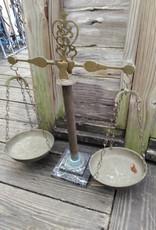 Brass Balance Scale