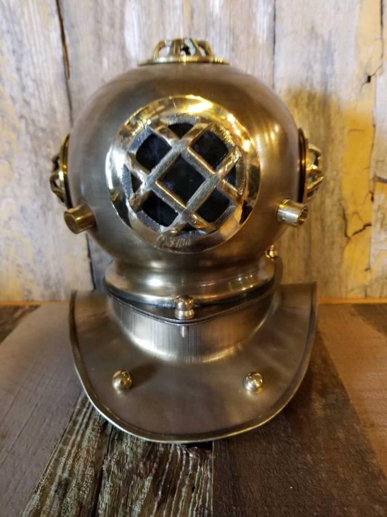 """8"""" Brass Divers Helmet"""
