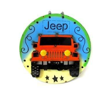Jeep Screen