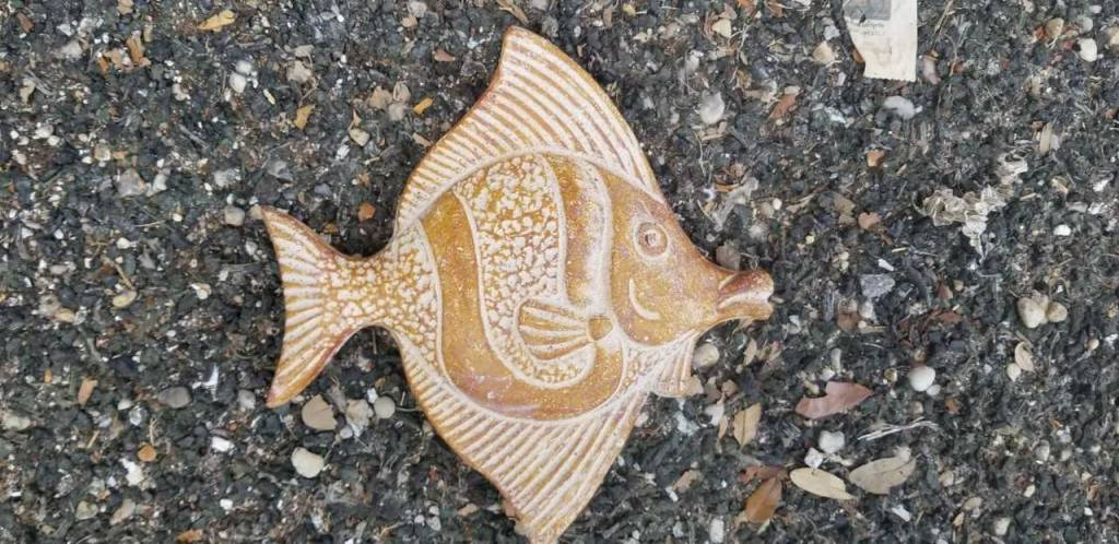 Md Terracotta Fish