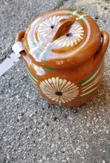 Terracotta Painted Pot