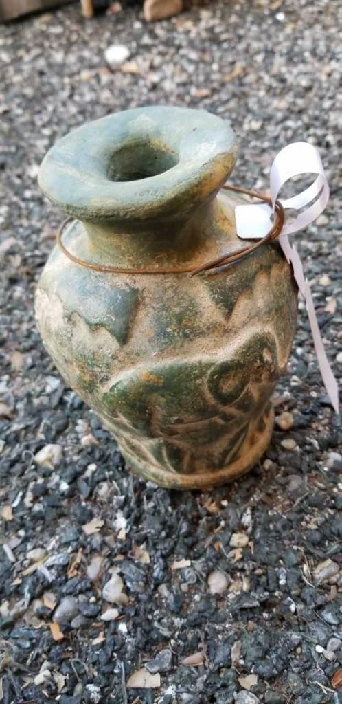 Md Terracotta Elephant Vase