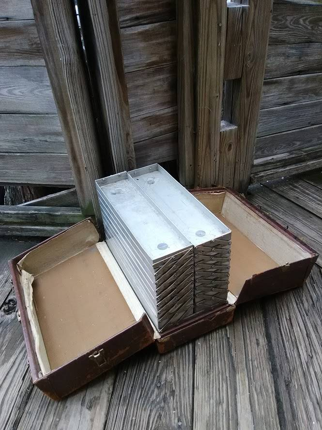 Vintage Fish Tackle Box