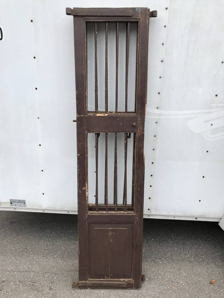 Indian Tiger Doors Brown (Style 2)