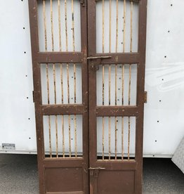 Indian Tiger Doors Brown (Style 3)