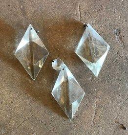 Vintage Chandelier Crystal Bobble Style 3
