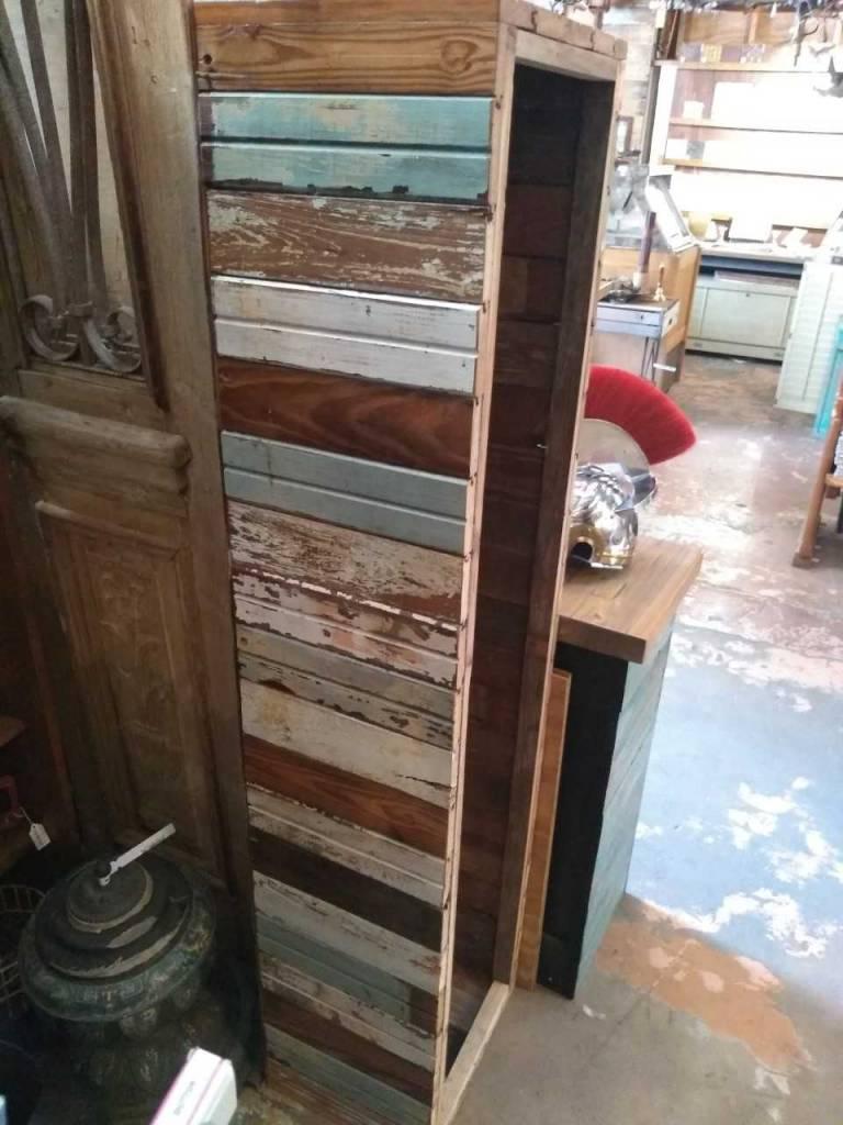 Beadboard Box 61 3/8 x 15 x 12
