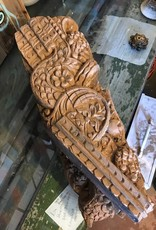 Carved Wooden Corbel
