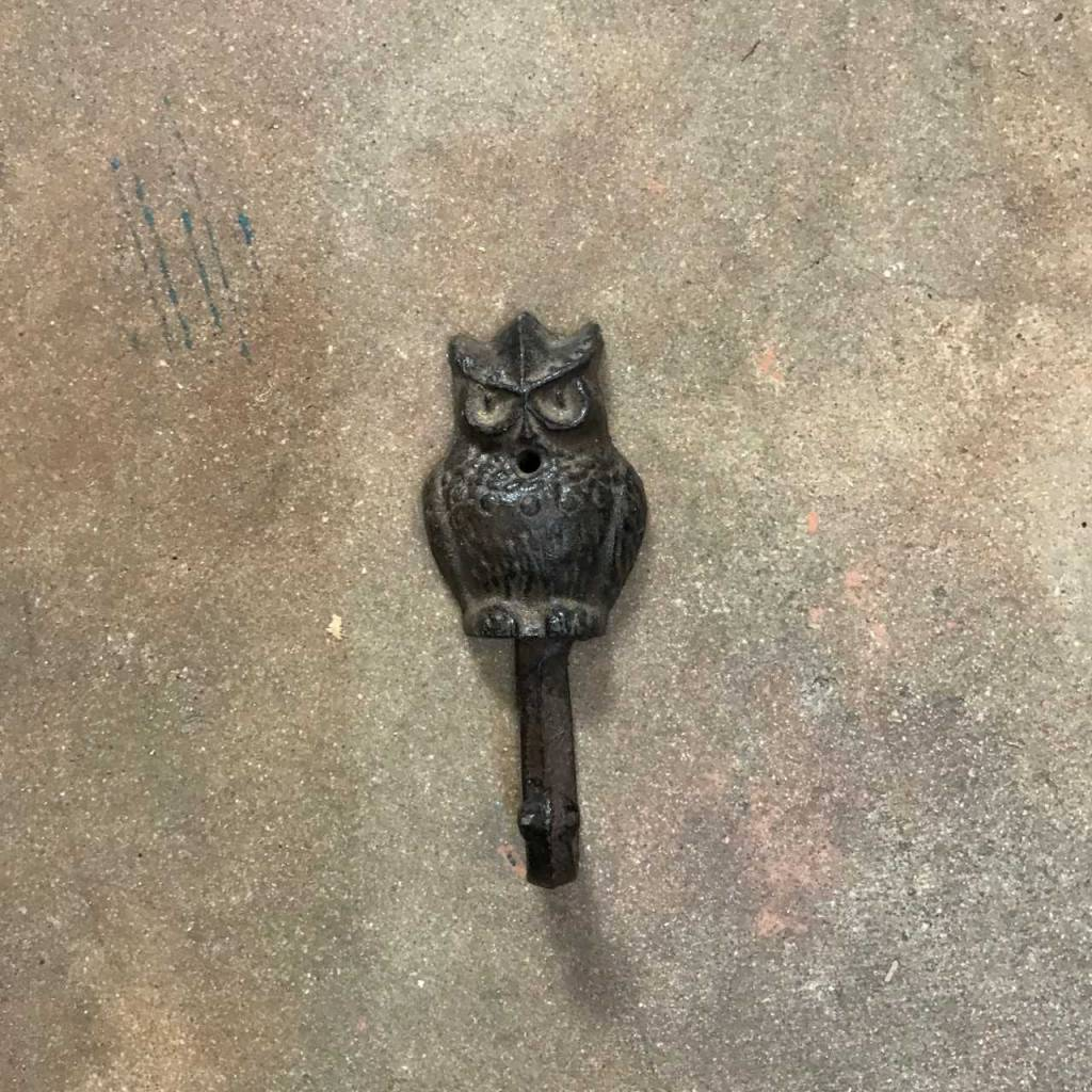 Owl Single Hook Style 2