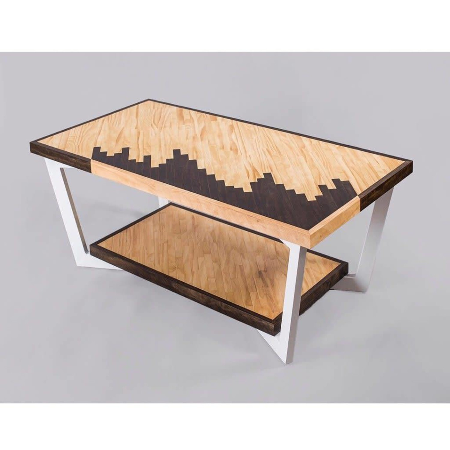 Wondrous Rustic Modern Coffee Table Style 3 Machost Co Dining Chair Design Ideas Machostcouk