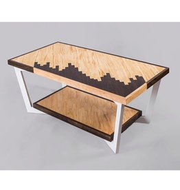 Rustic Modern Coffee Table Style 3