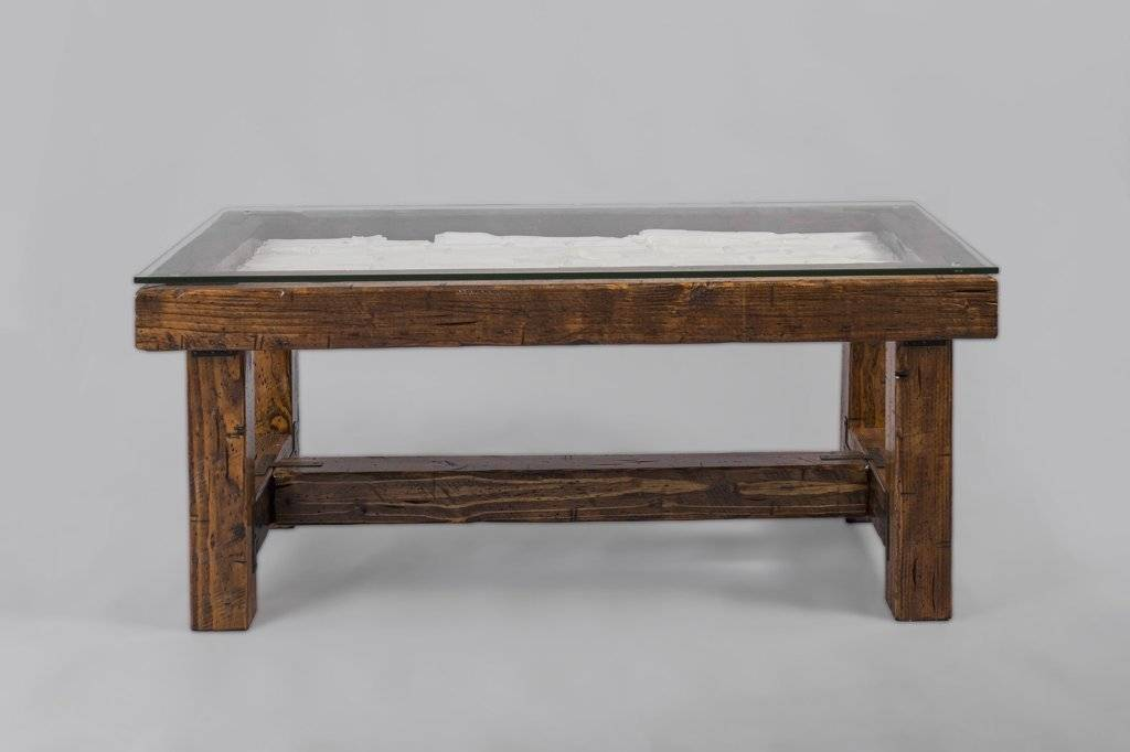 Rustic Coffee Table.Rustic Modern Coffee Table Style 4