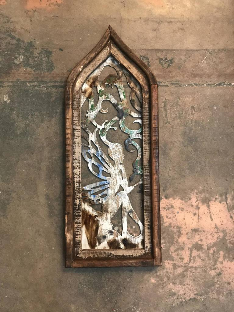 Fairy Wooden Window