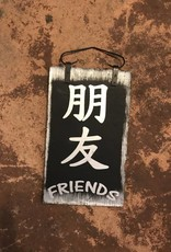 Asain Friends Sign