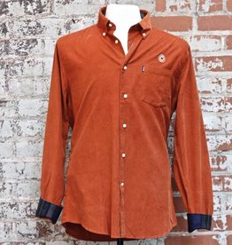 Barbour Barbour Morris Shirt Dark Clay