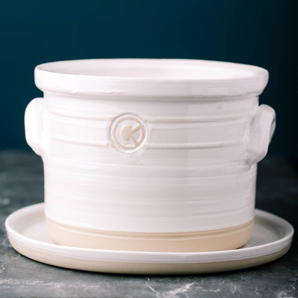 "Louisville Stoneware Louisville Stoneware 8"" Planter"
