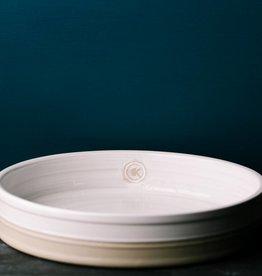 """Louisville Stoneware Louisville Stoneware 12"""" Rimmed Tray"""
