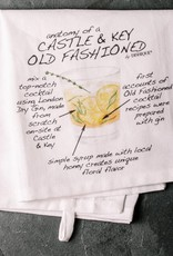 Dishique Dish Towel - Gin Old Fashioned