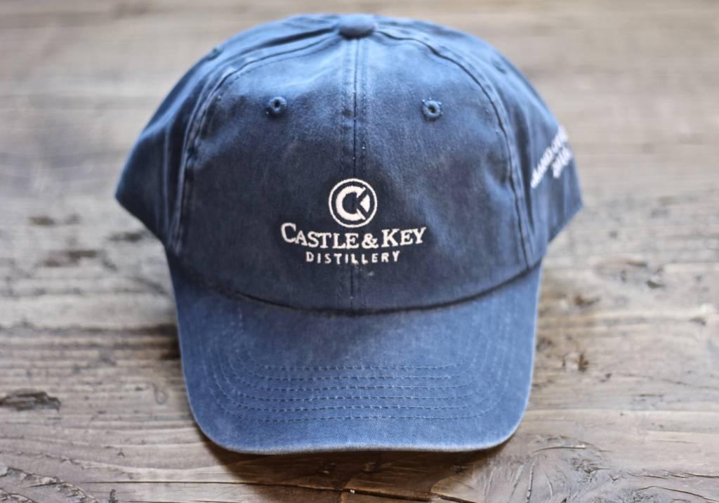 Castle & Key Breaker Blue GRAND OPENING hat