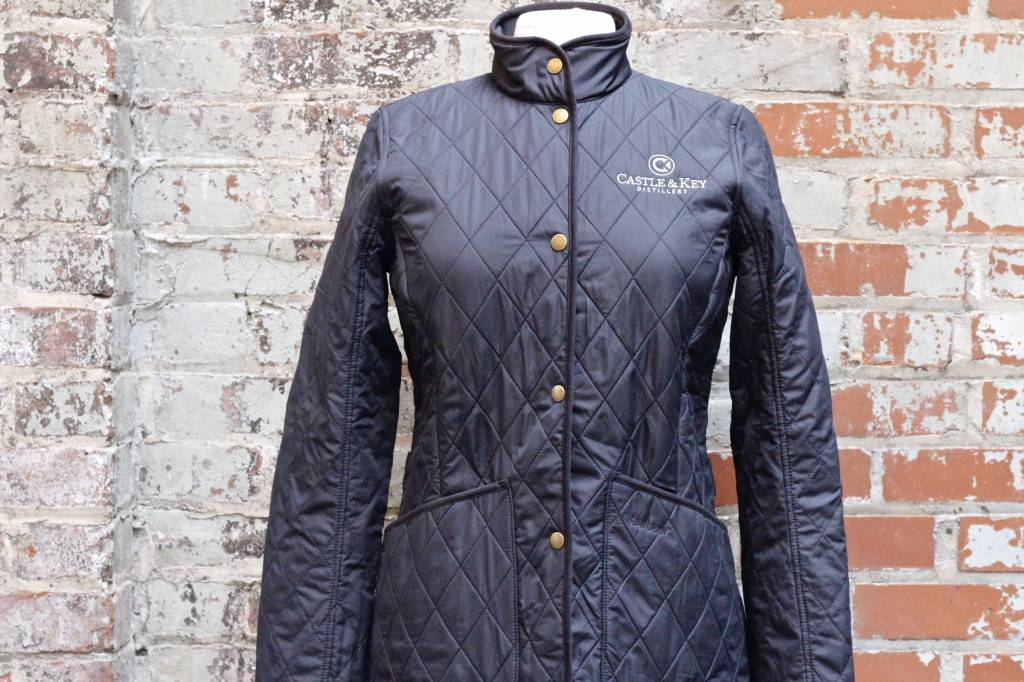 Barbour Barbour Women's Combe Polarquilt Jacket