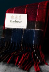 Barbour Barbour Holden Tartan Scarf-Red